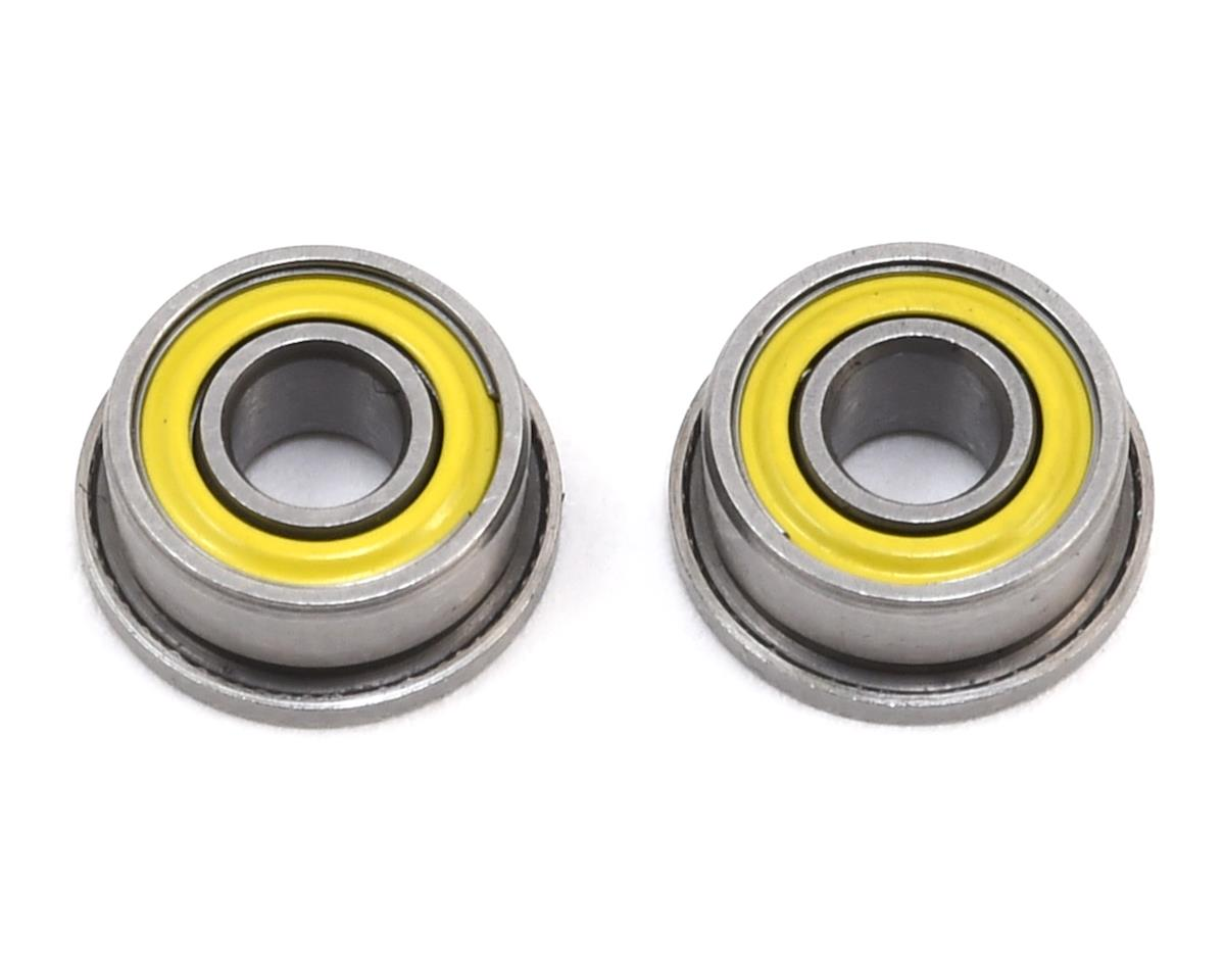 """Schumacher 1/8x5/16"""" Flanged Yellow Ball Bearing (2)"""