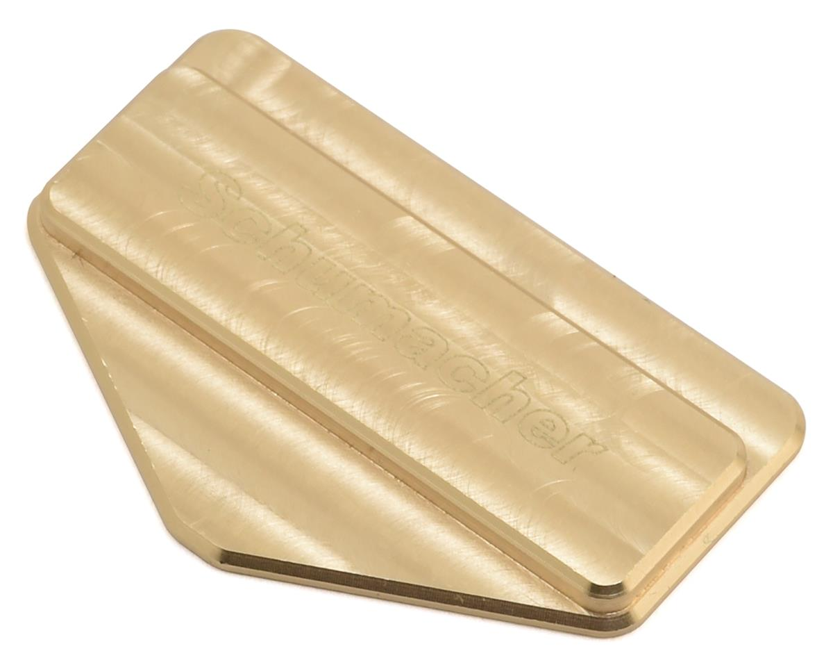 Schumacher Cougar KD KC/KD Front Brass Weight (20g)