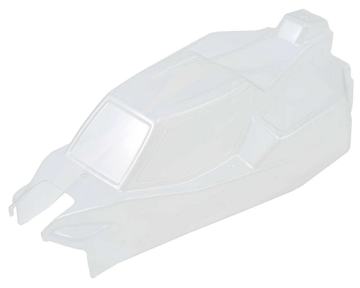 Cougar SVR Body Shell w/Decals (Clear) by Schumacher