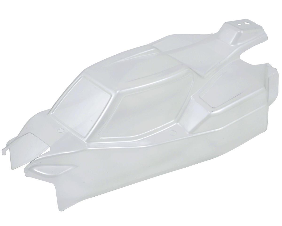 Schumacher Cougar SV2 Cab Forward Body w/Decals (Clear)