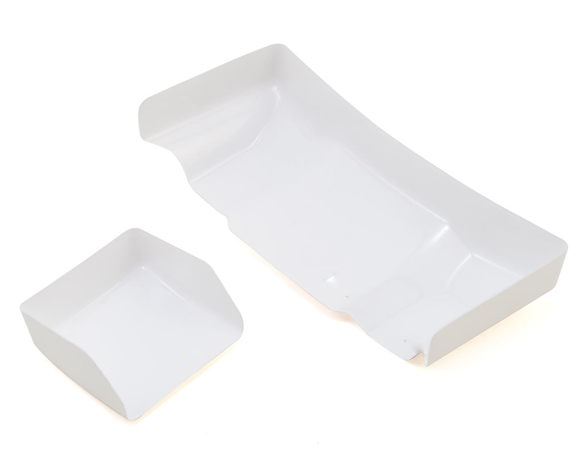 Schumacher CAT L1 Claw Wing & Insert (White)