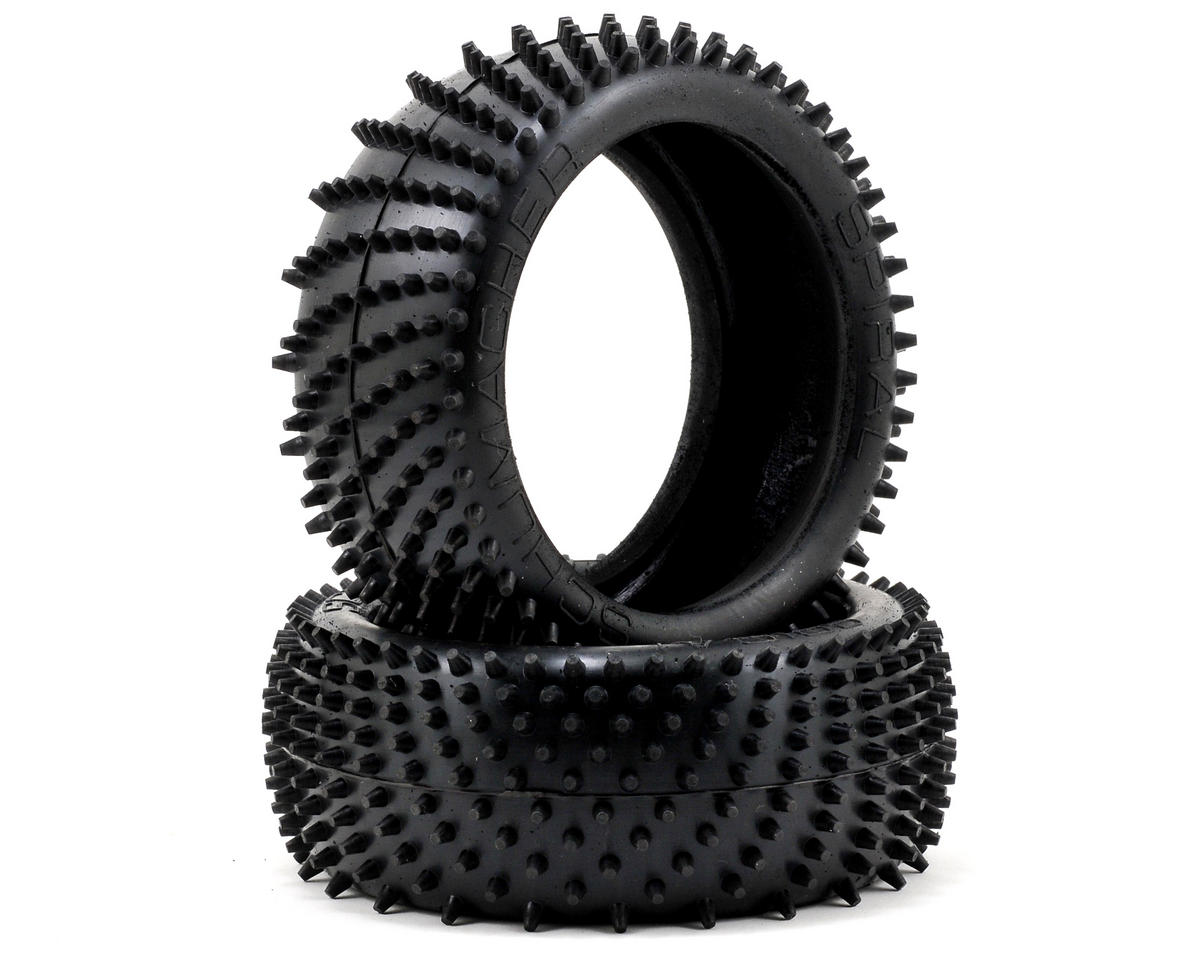 """Spiral"" 1/8 Buggy Tires (2) by Schumacher"