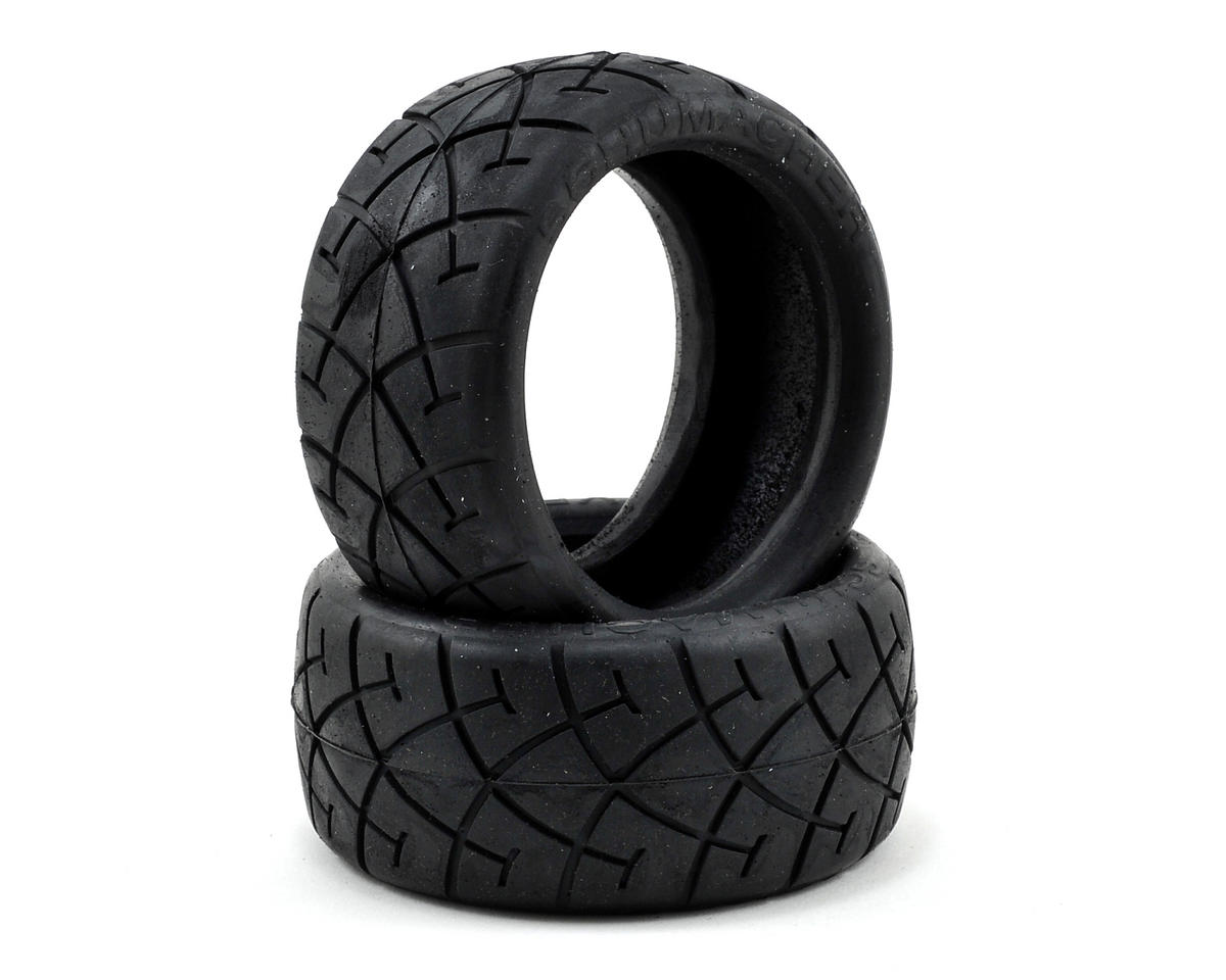 "Schumacher ""Venom 114"" 1/8 Buggy Tires (2)"