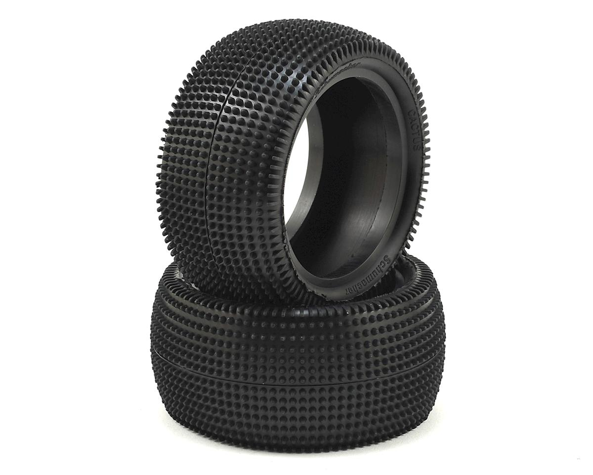 "Schumacher Cactus 2.2"" Rear 1/10 Buggy Carpet Tire (2)"