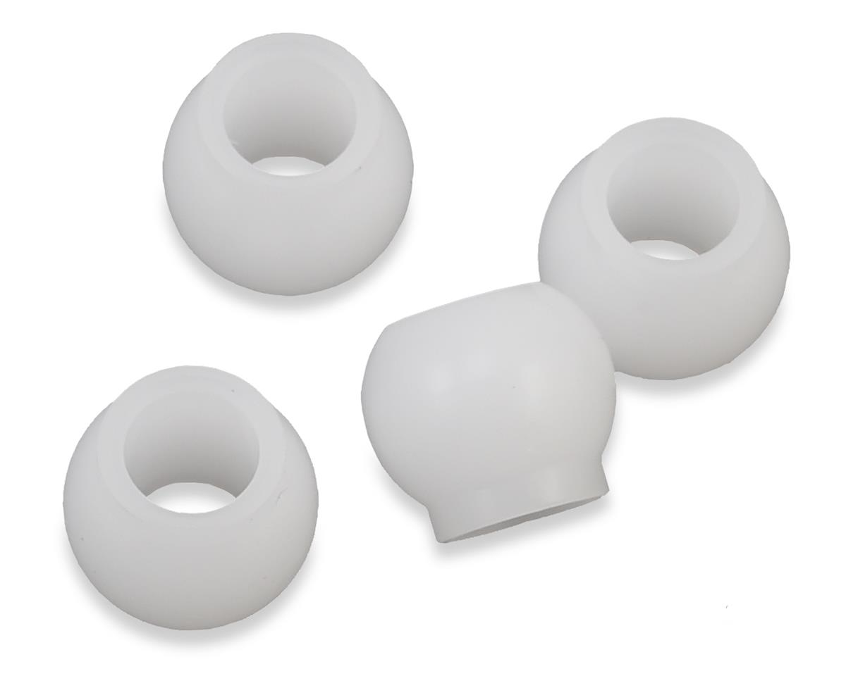 Schumacher Eclipse Front Plastic Pivot Ball (4)