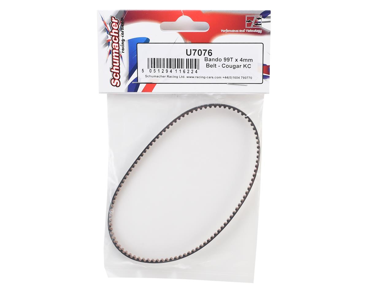 Schumacher 4mm Cougar KC Bando Belt (99T)