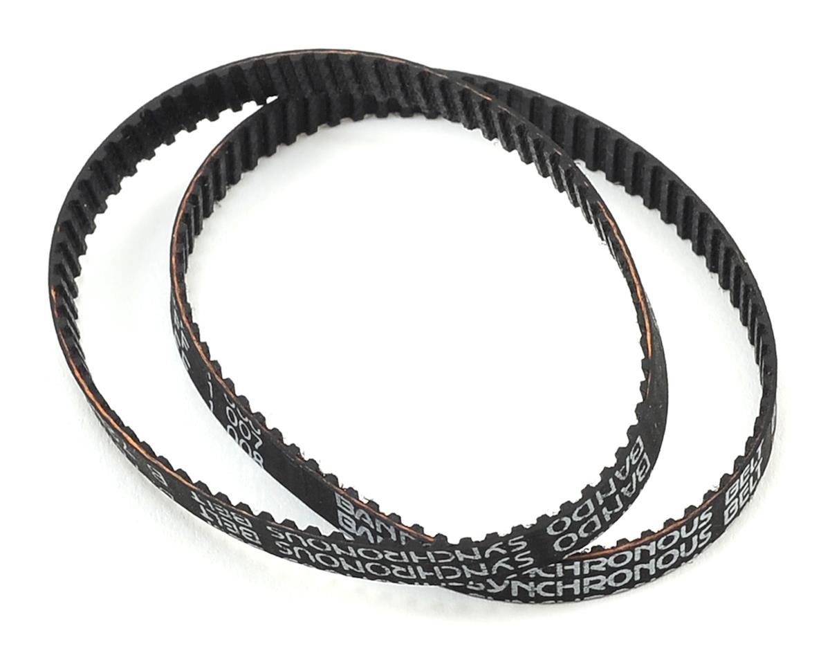Schumacher CAT XLS 72T x 5mm Rear Belt (2)