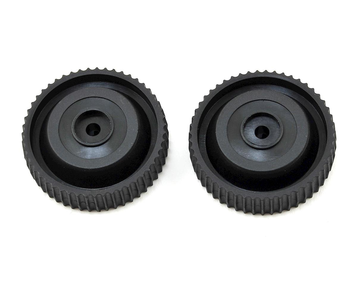 Schumacher CAT XLS 51T Rear Side Pulleys (2)