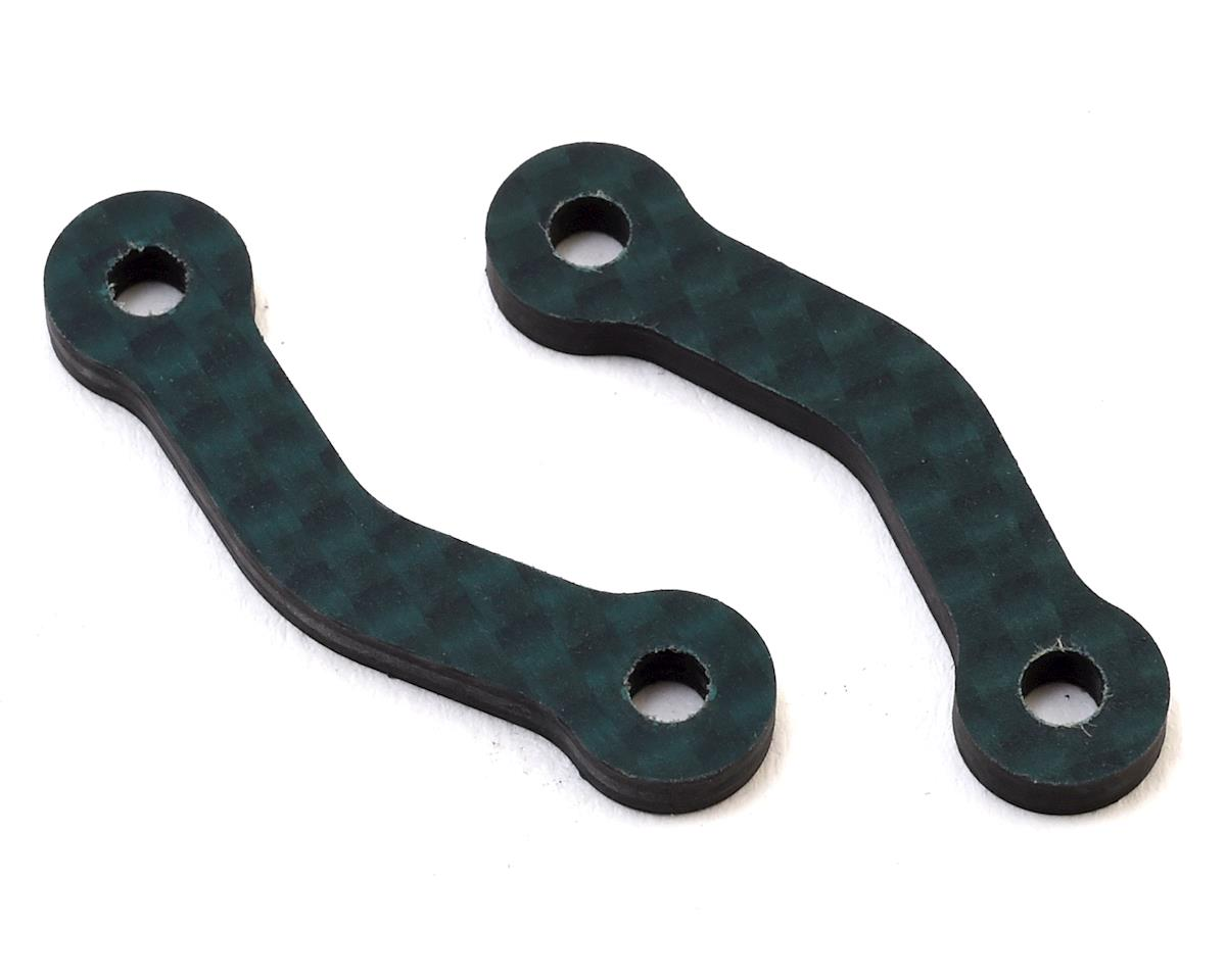 Schumacher Atom/CC Carbon Fiber Low Profile Beam Support (2)