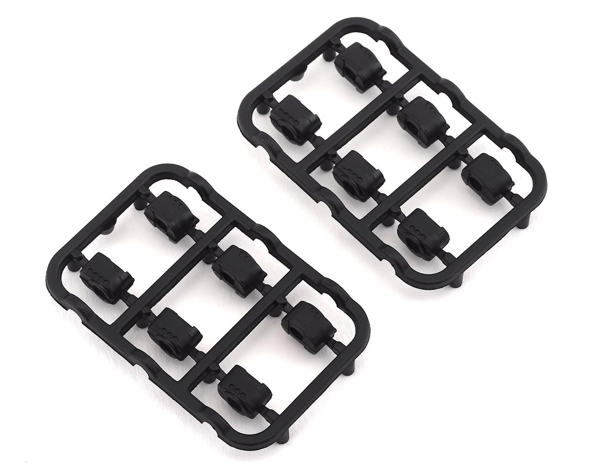 Schumacher Cougar Laydown Rear Toe-In Inserts (6)