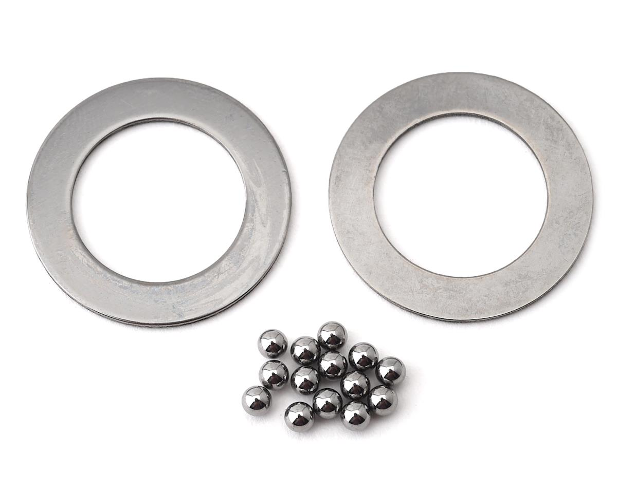 Schumacher V3 Differential Washers & Balls (2)