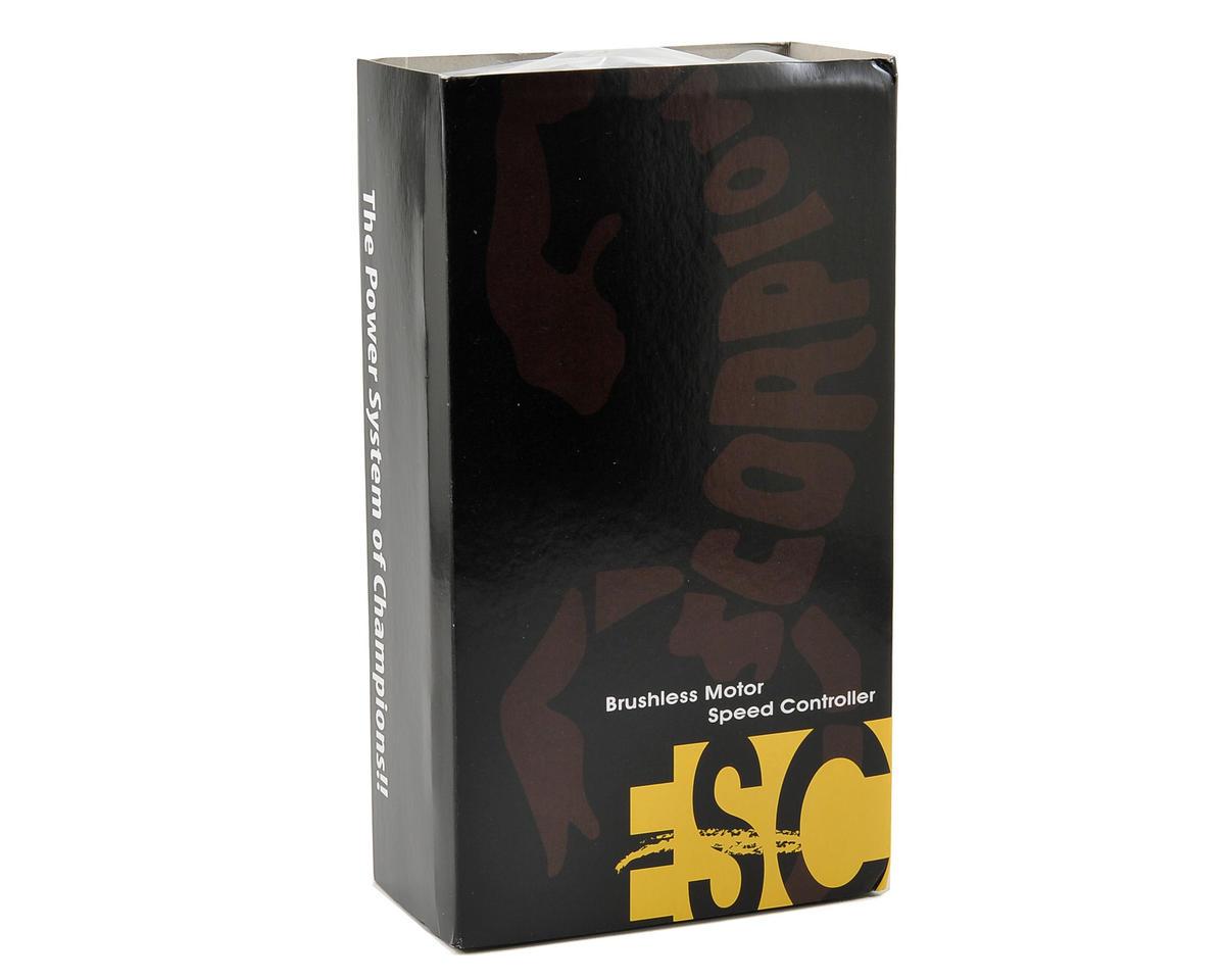 Scorpion Commander V 59 Volt 160 Amp ESC (Opto)