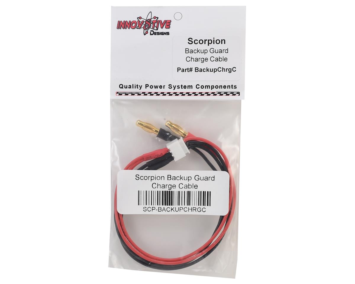 Scorpion Backup Guard Charge Cable