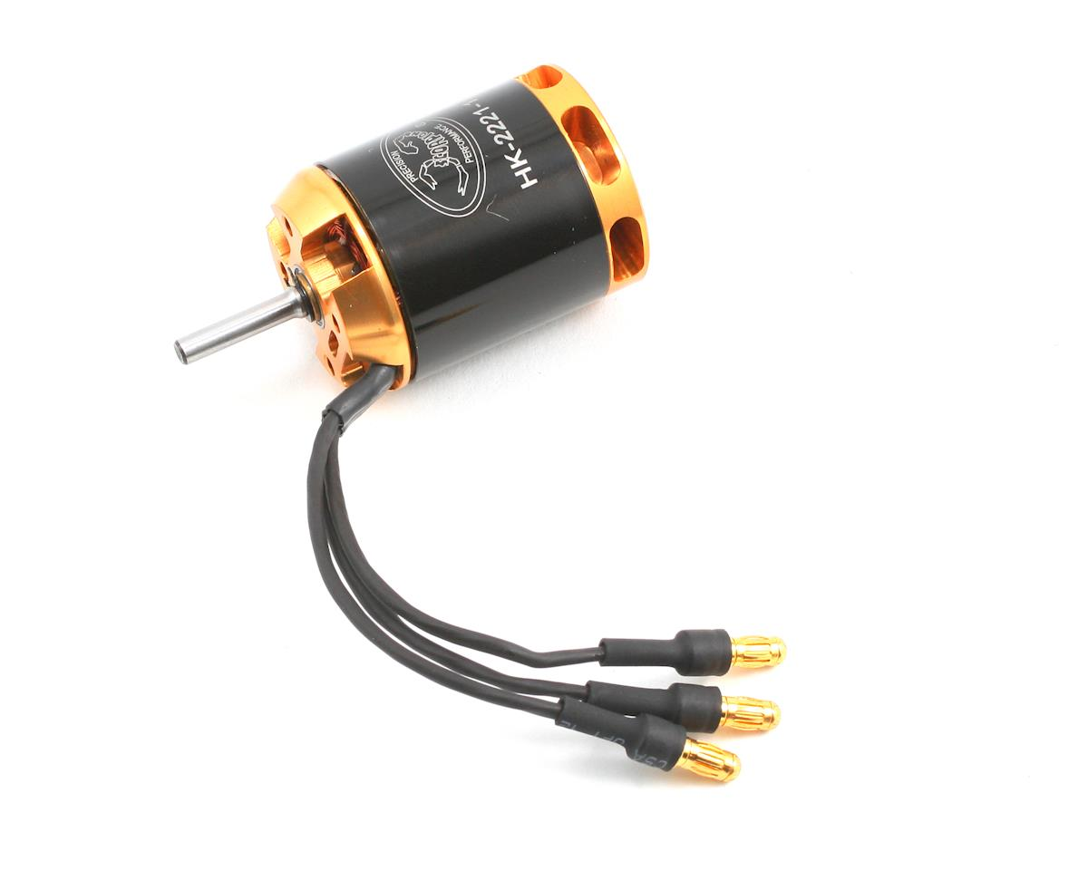 Scorpion HK-2221-12 V2 Brushless Motor (400W, 2580Kv)