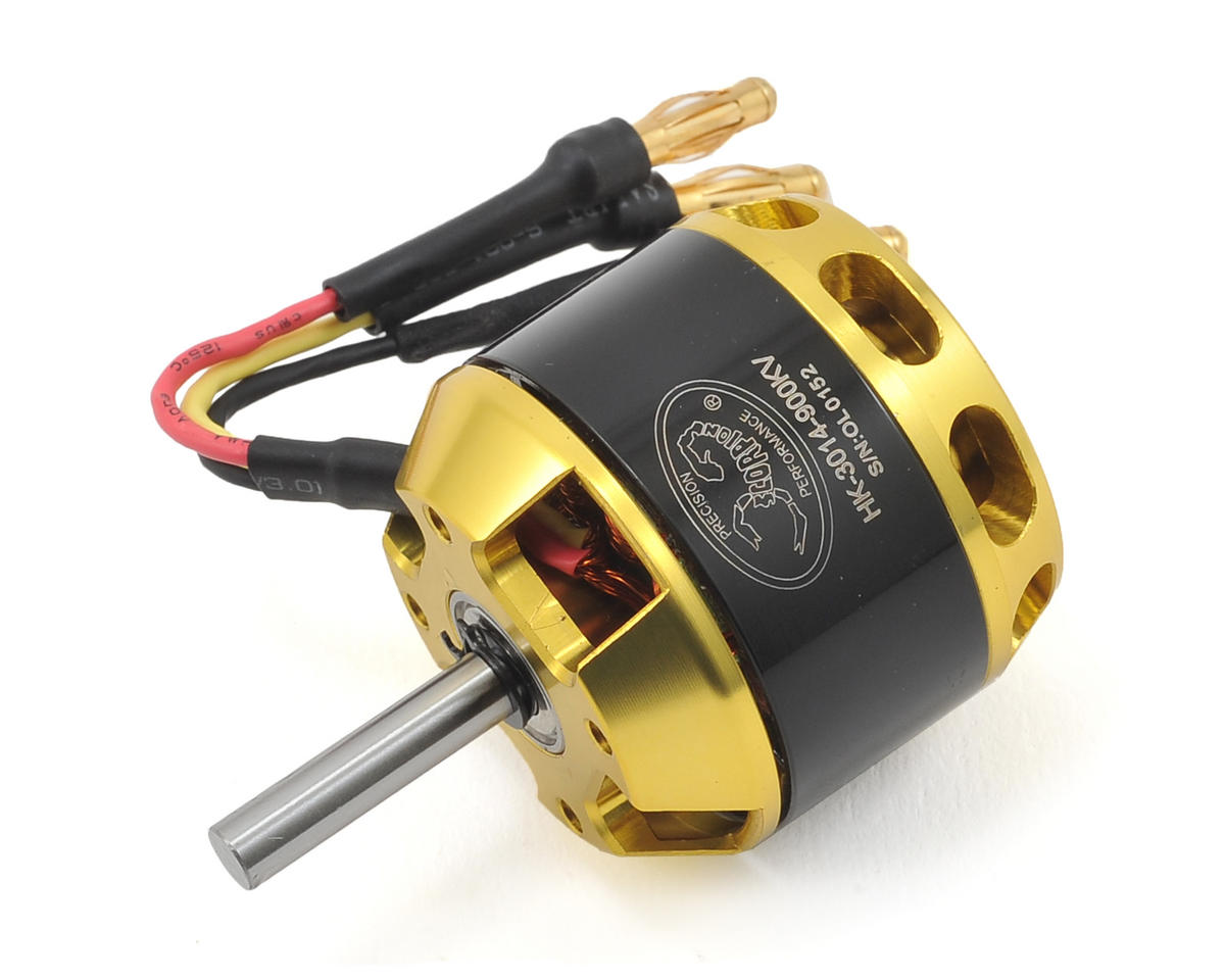 Scorpion HK-3014 Brushless Motor (650W, 900Kv)