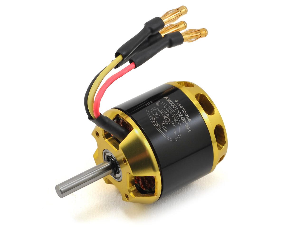 HK-3020 Brushless Motor (1050W, 1000kV)