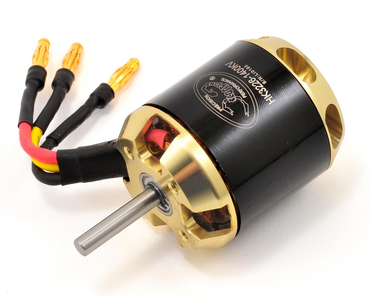HK-3226-1400 Brushless Motor (1770W, 1400kV) by Scorpion