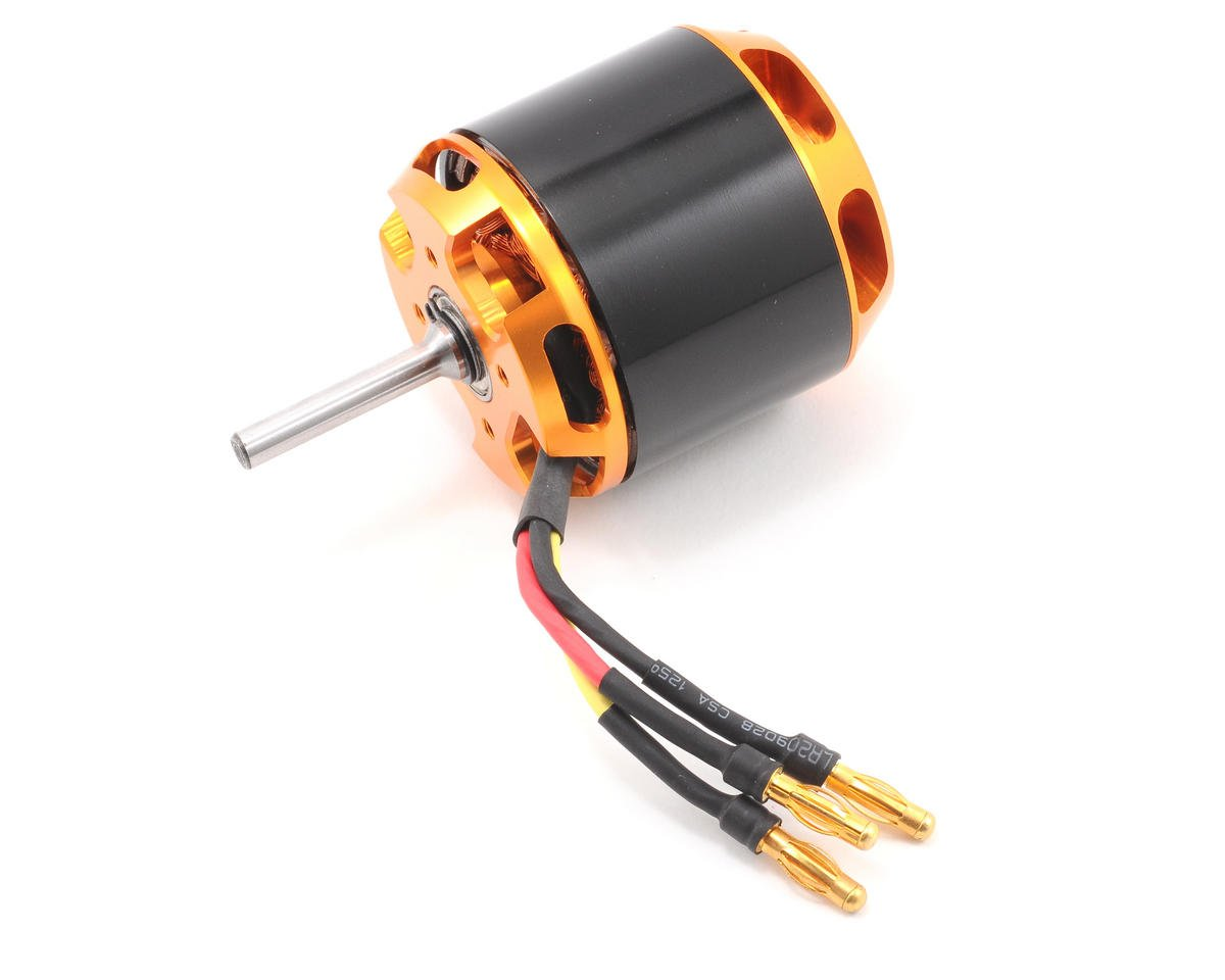 Scorpion HK-4025-890 Brushless Motor w/6mm Shaft (2700W, 890Kv)