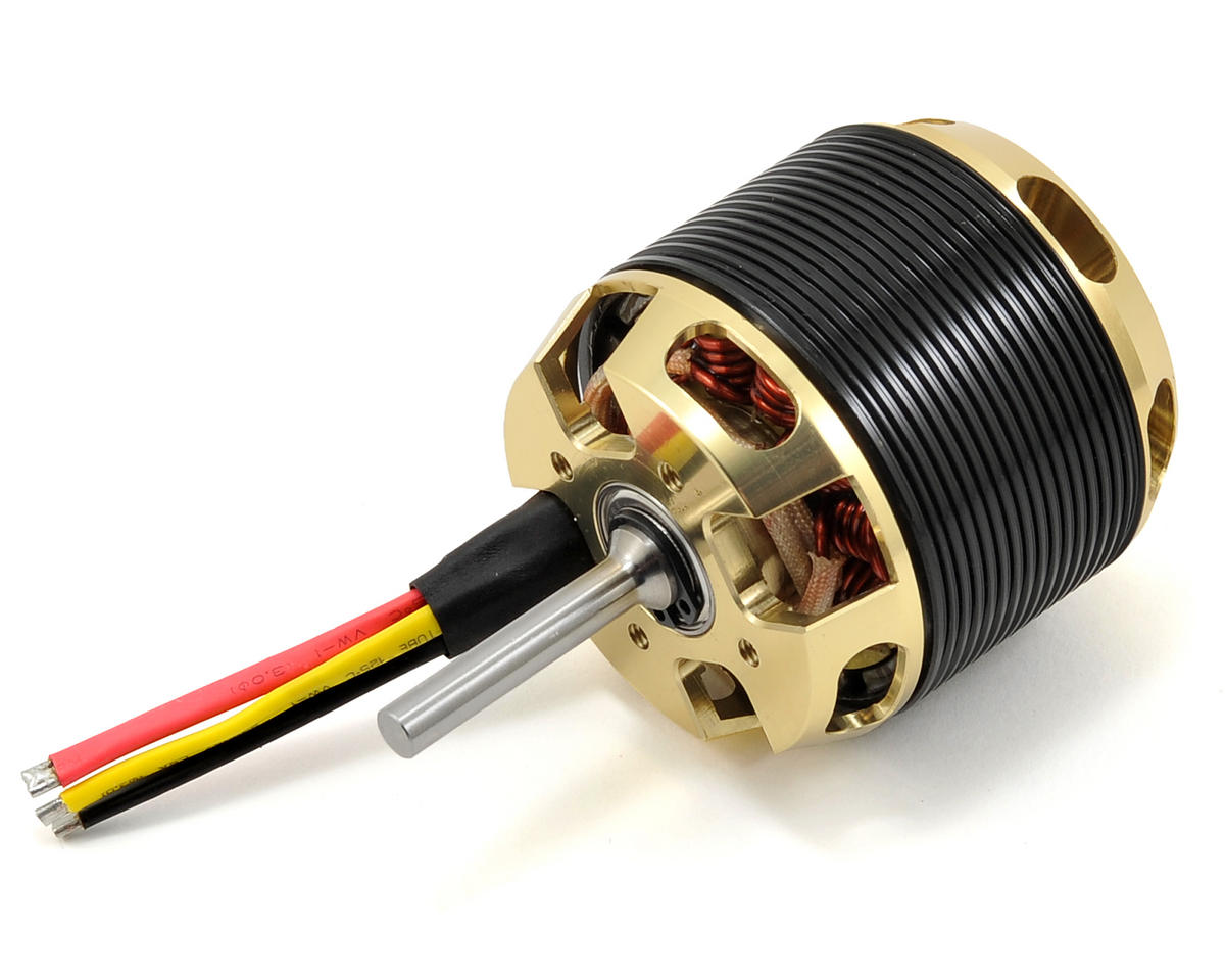 Scorpion HK-4525-520 Ultimate Edition Brushless Motor (4450W, 520kV)