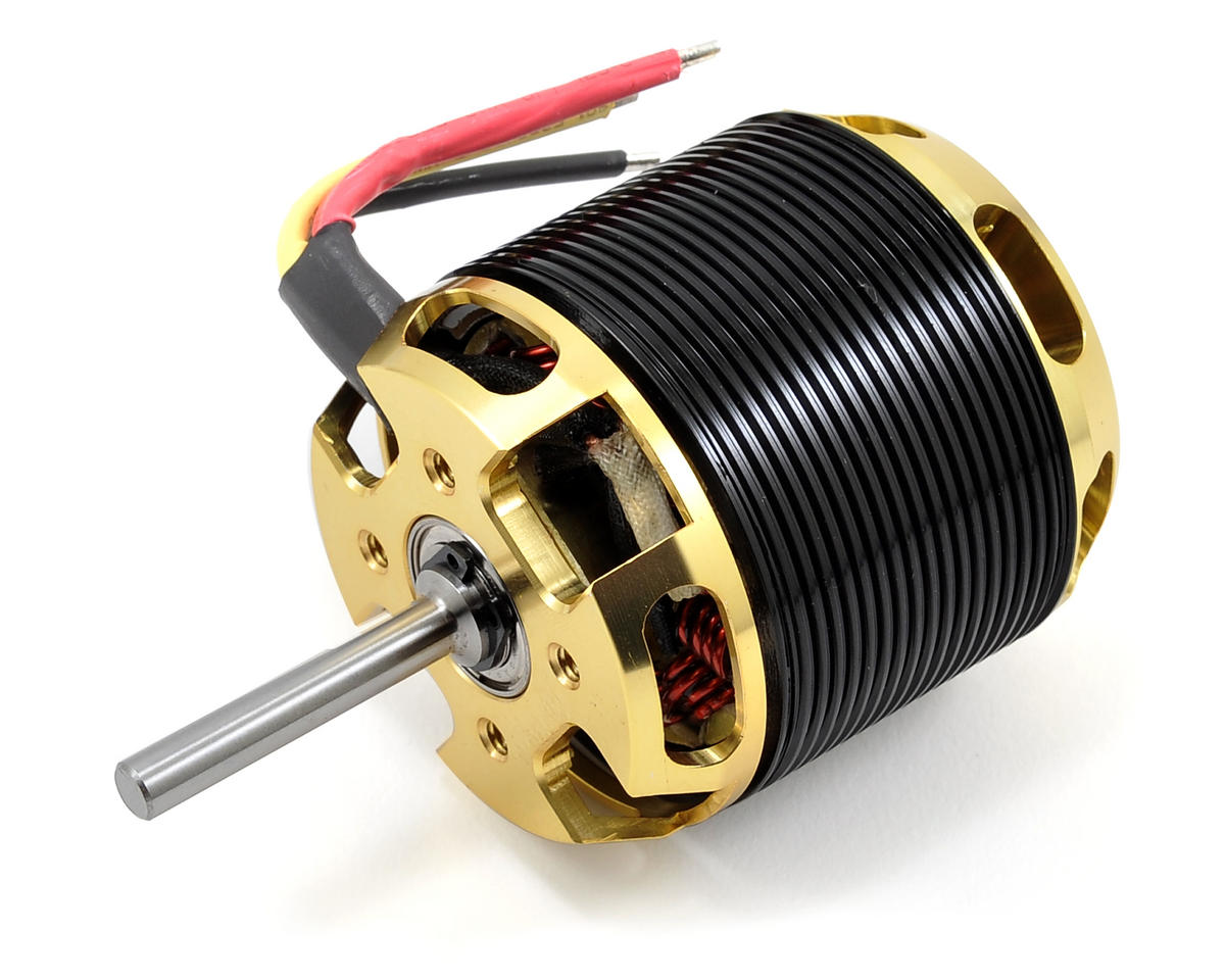 Scorpion HK-4530-540 Limited Edition Brushless Motor (4800W, 540kV)