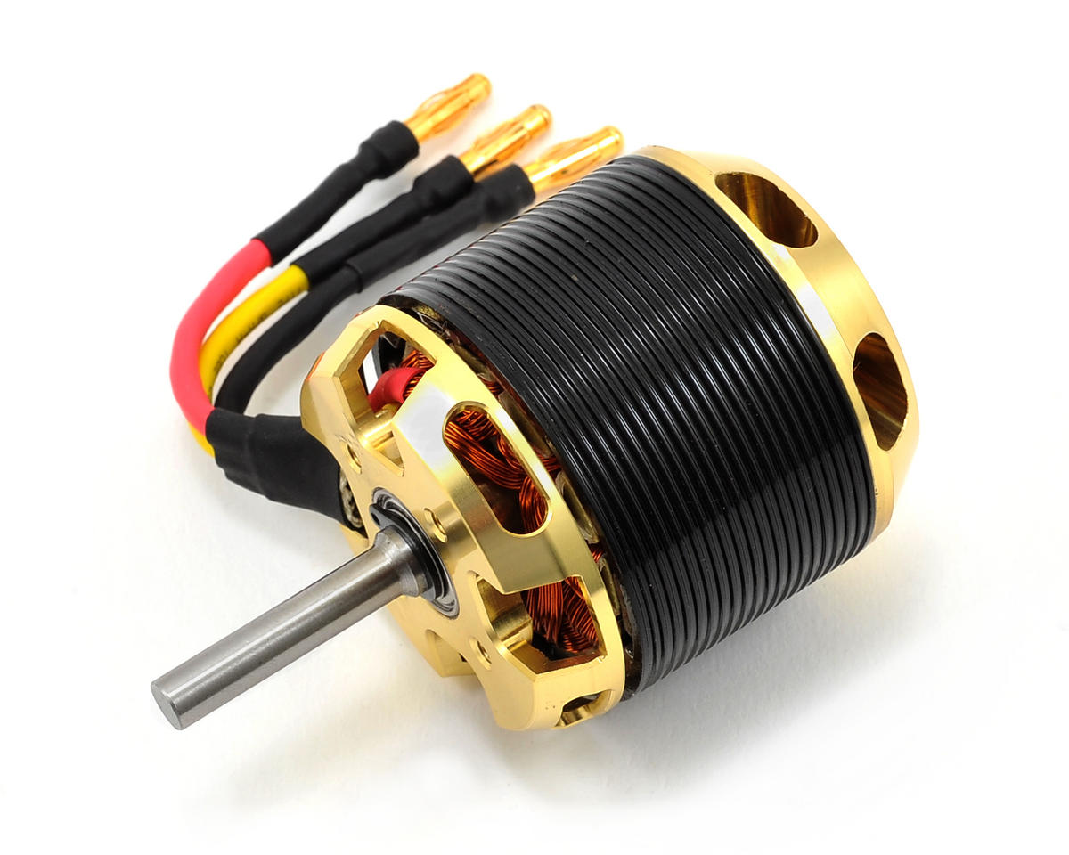 Scorpion HKIII-4025-890 Brushless Motor w/6mm Shaft (2960W, 890Kv)