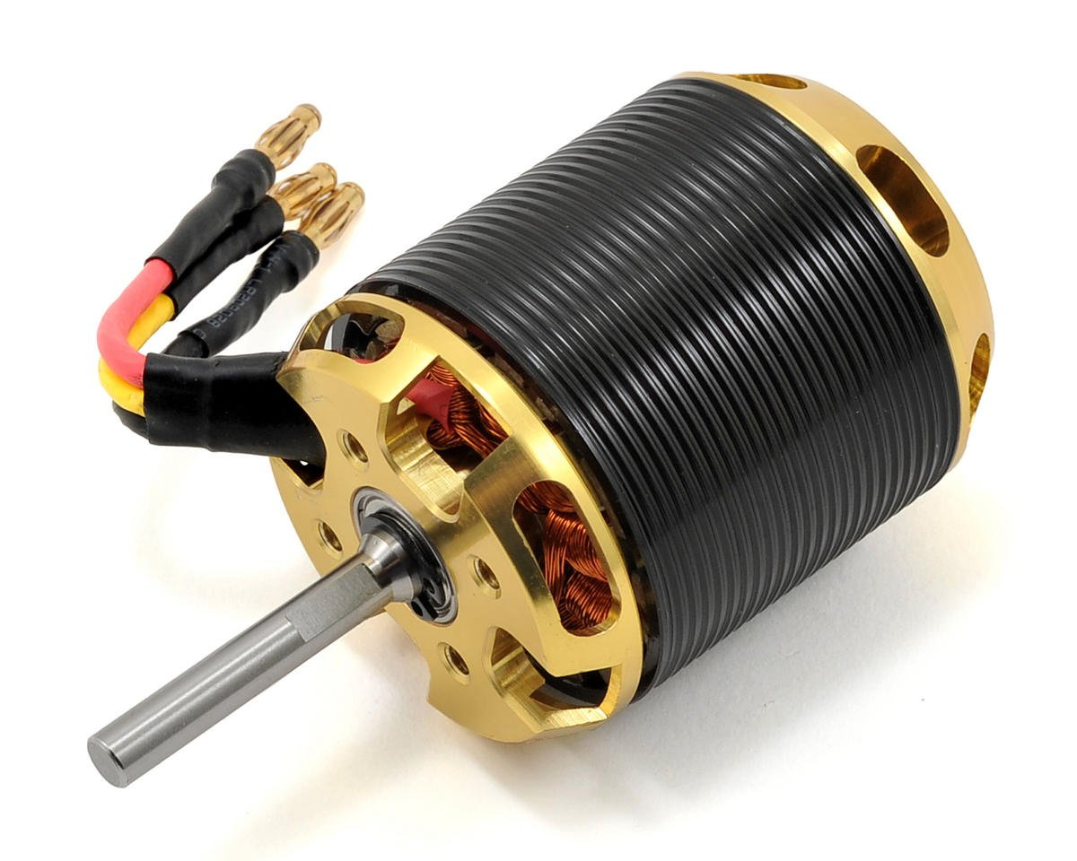 HKIII-4035-500 Brushless Motor (3500W, 500kV) by Scorpion