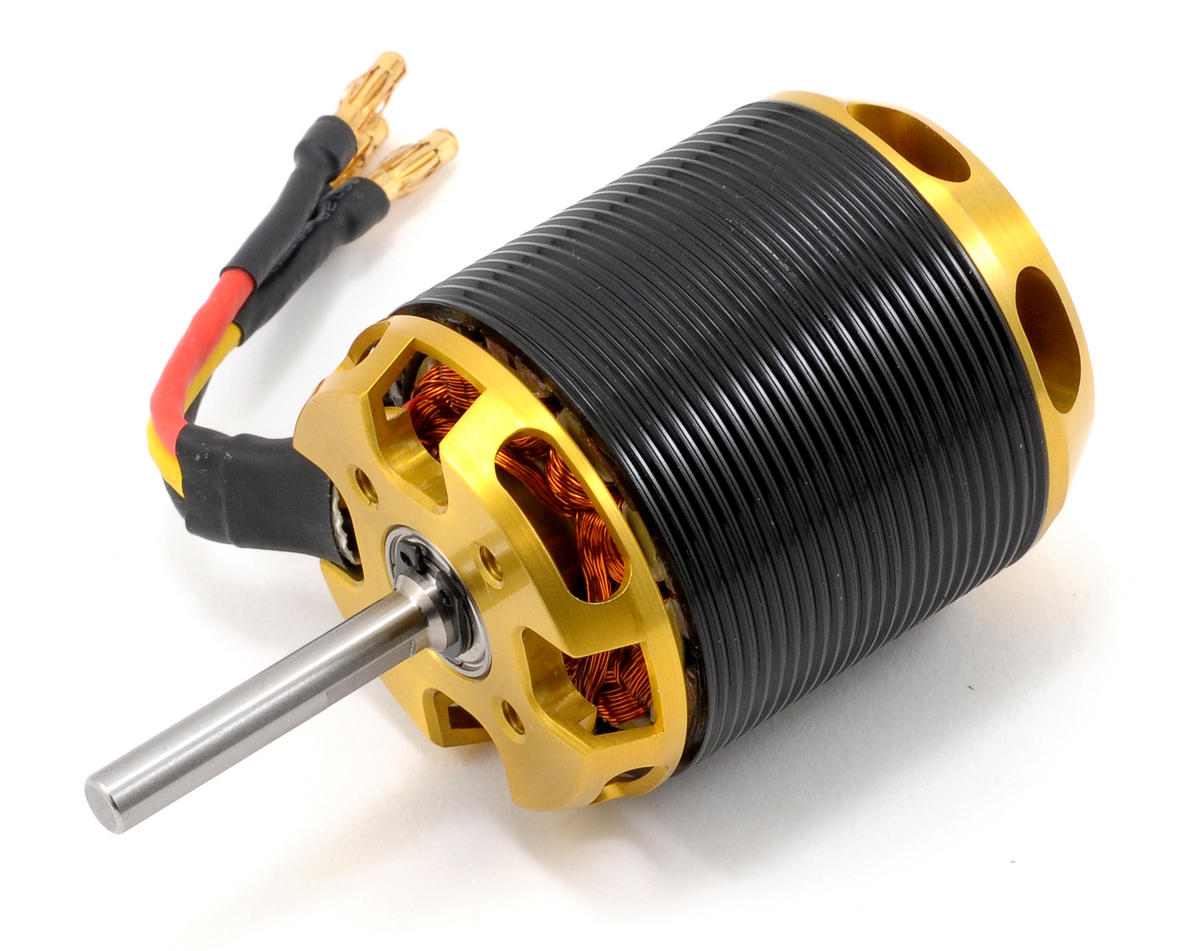 HKIII-4035-530 Brushless Motor (3400W, 530kV) by Scorpion