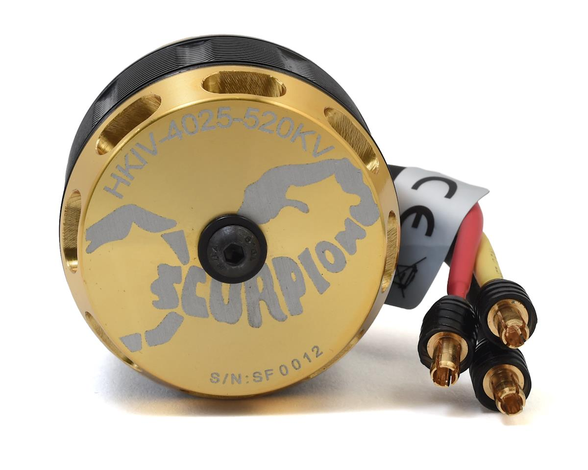 Scorpion HKIV 4025-520 Brushless Motor