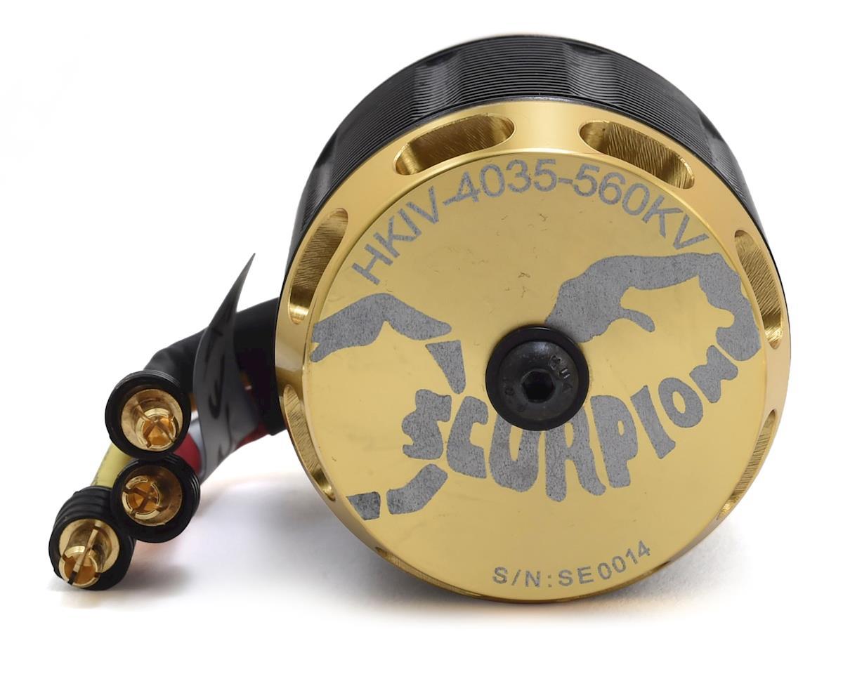 Scorpion HKIV 4035-560 Brushless Motor (4440W, 560Kv)