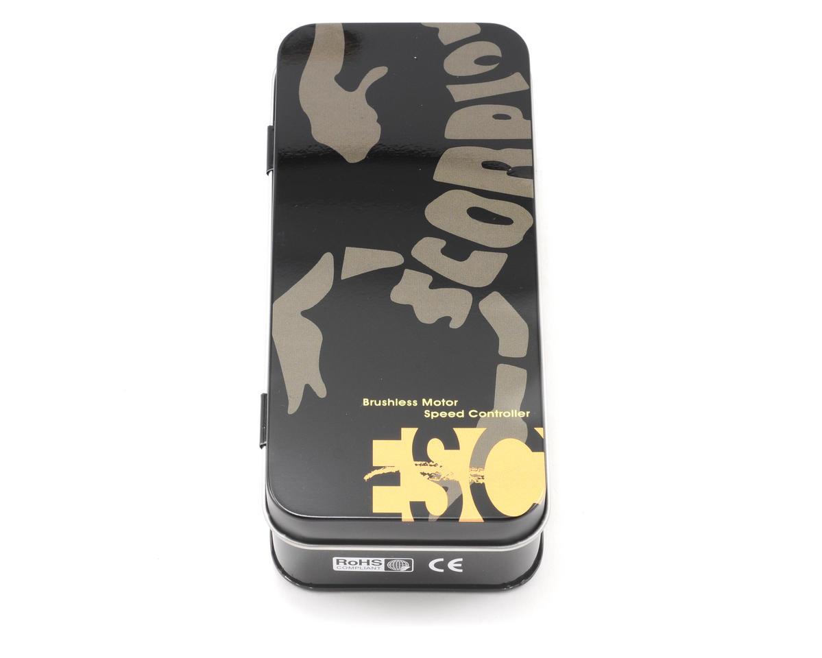 Scorpion Commander V2 25 Amp 4-Cell  ESC