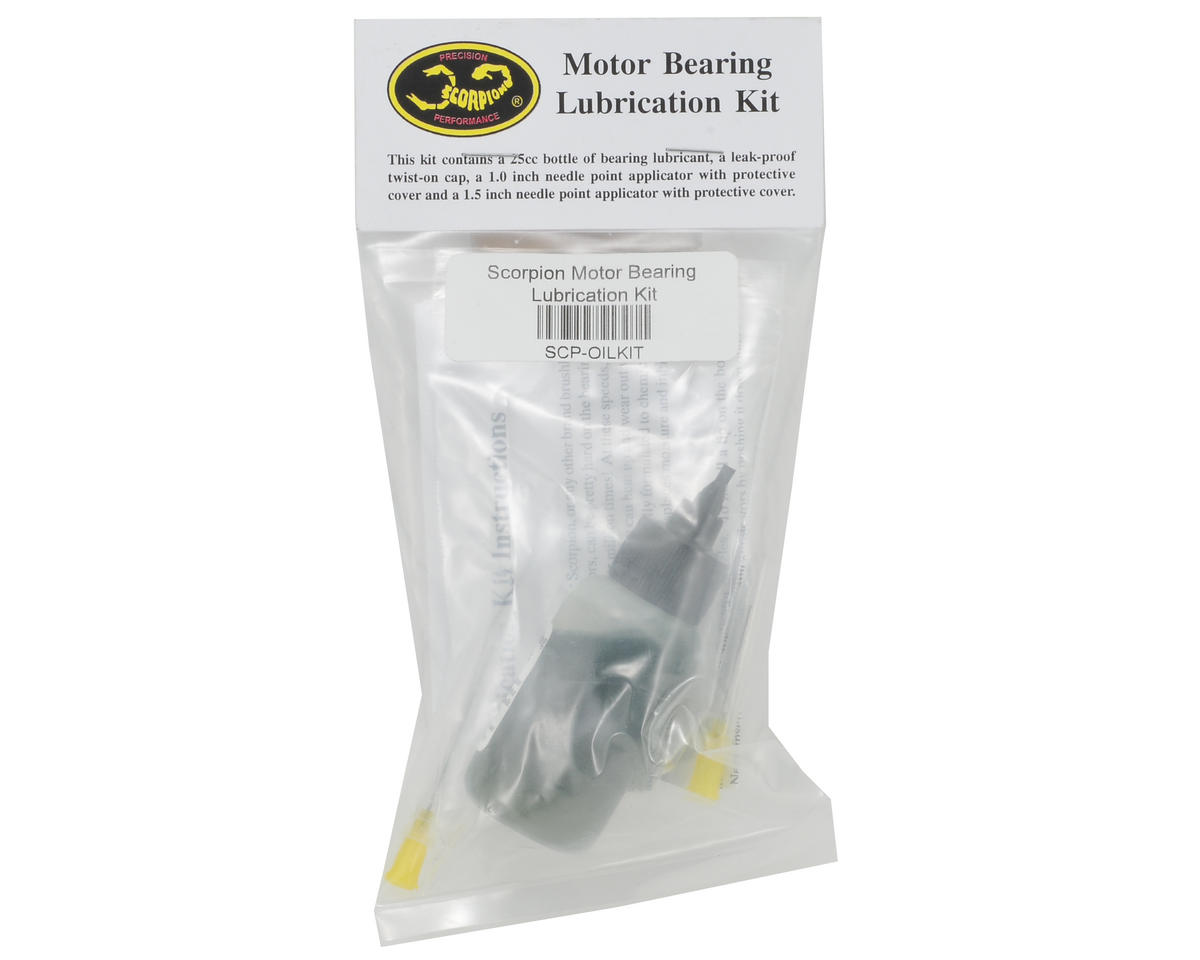 Scorpion Motor Bearing Lubrication Kit (30ml)