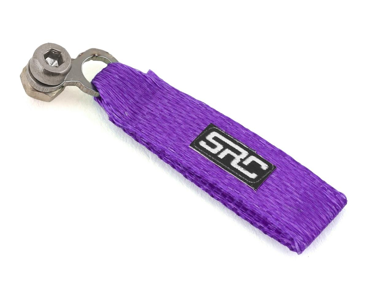 Sideways RC Scale Drift Bolt On Tow Sling (Purple)