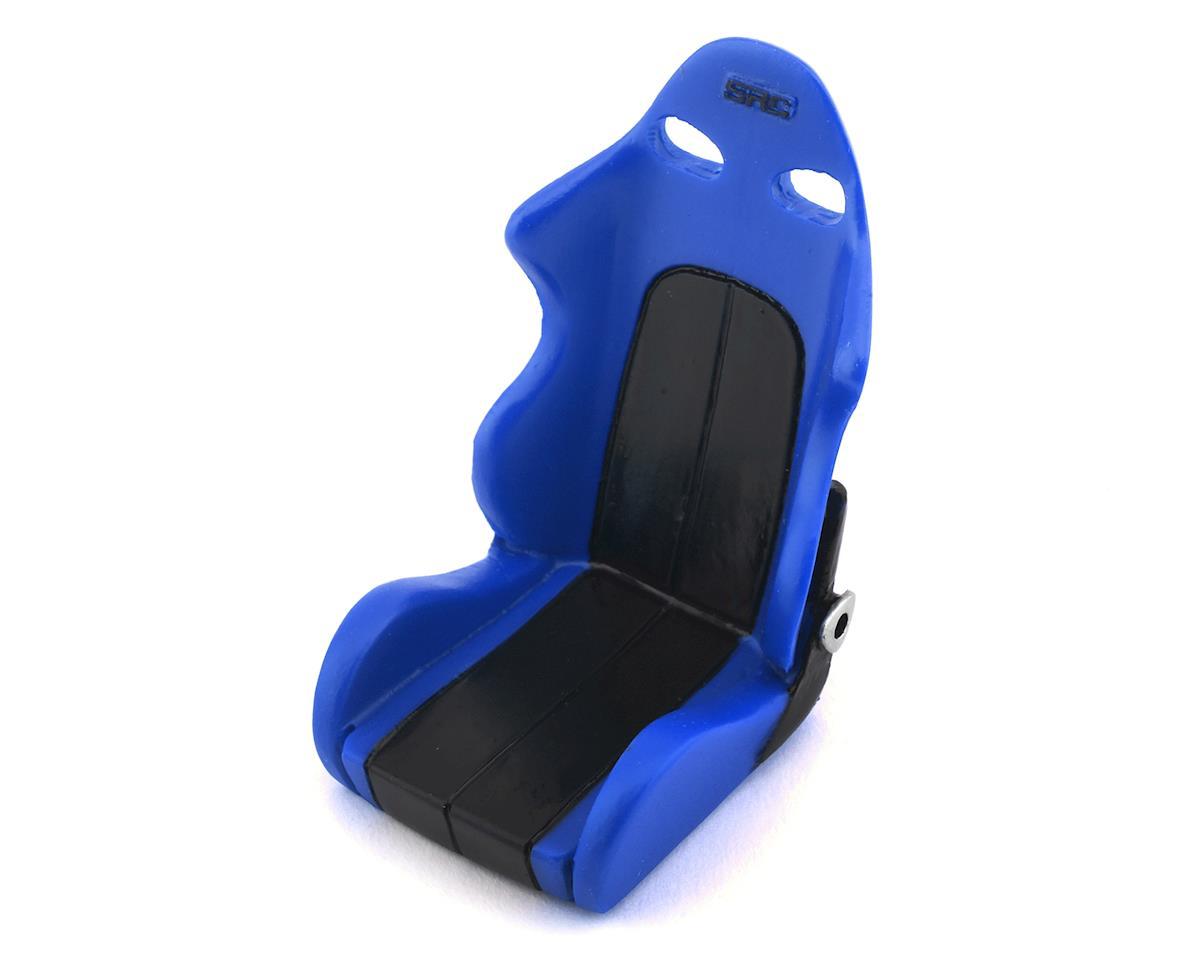 Sideways RC Scale Drift Bucket Seat V2 (Blue)