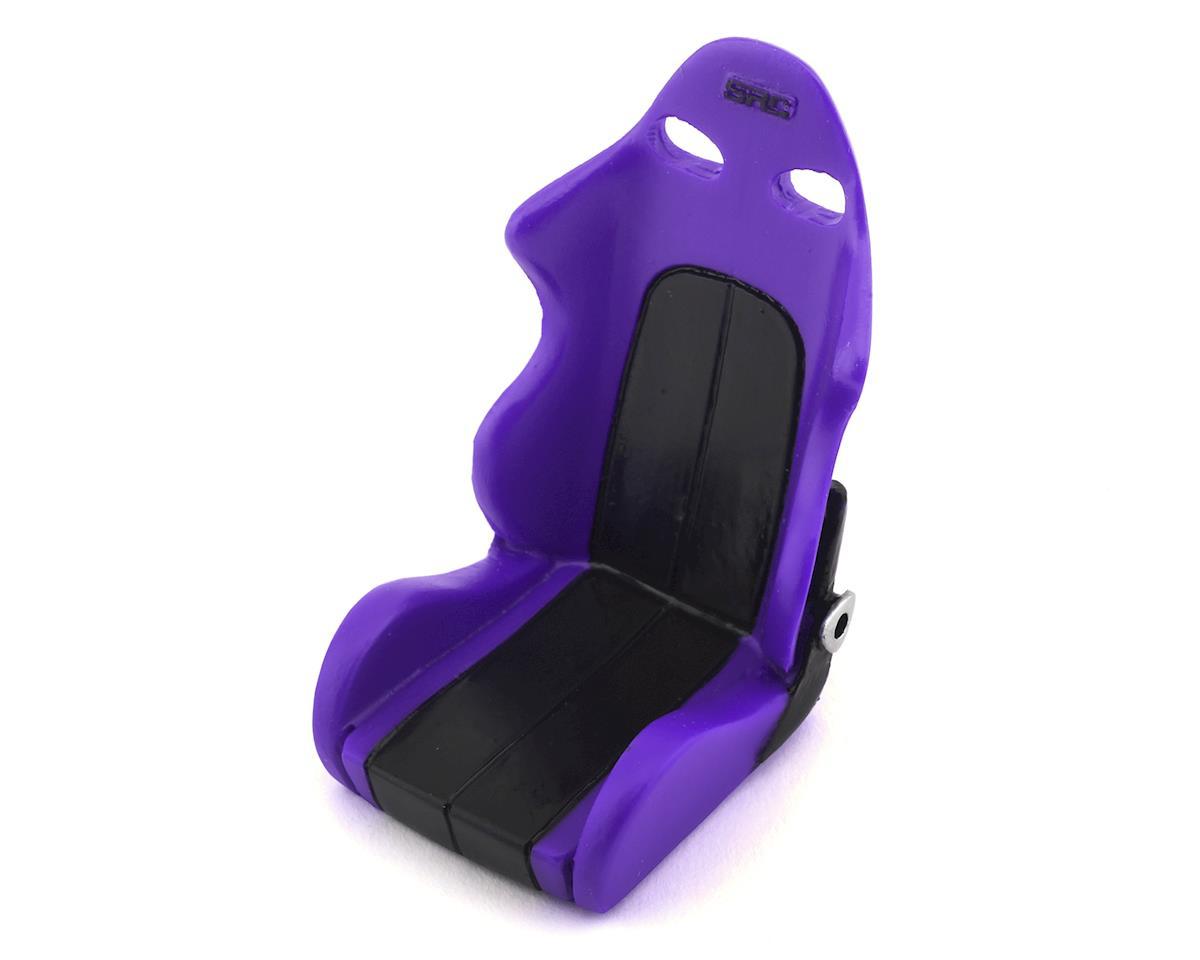 Sideways RC Scale Drift Bucket Seat V2 (Purple)