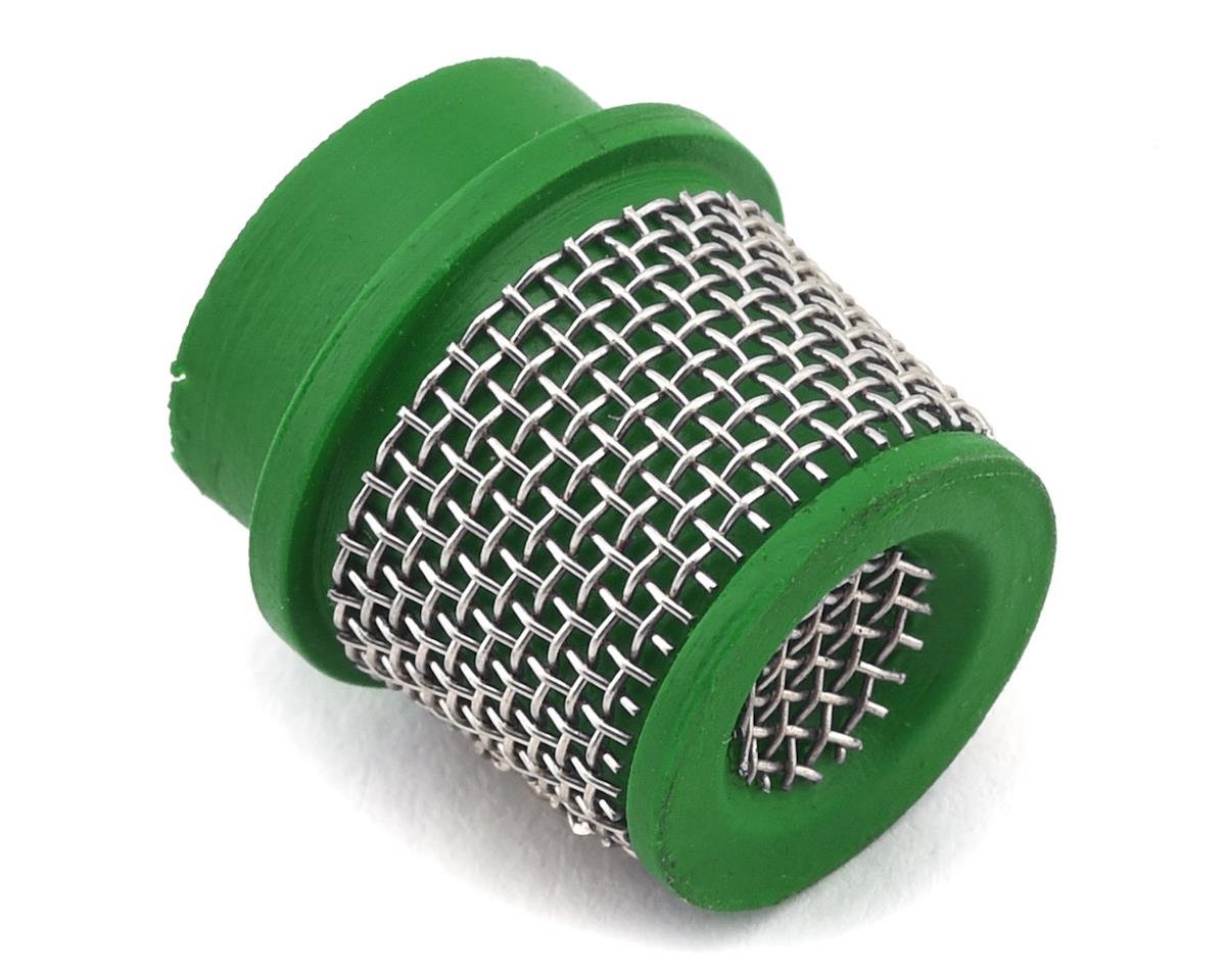 Sideways RC Scale Drift Cone Filter (Green) (Style 1)