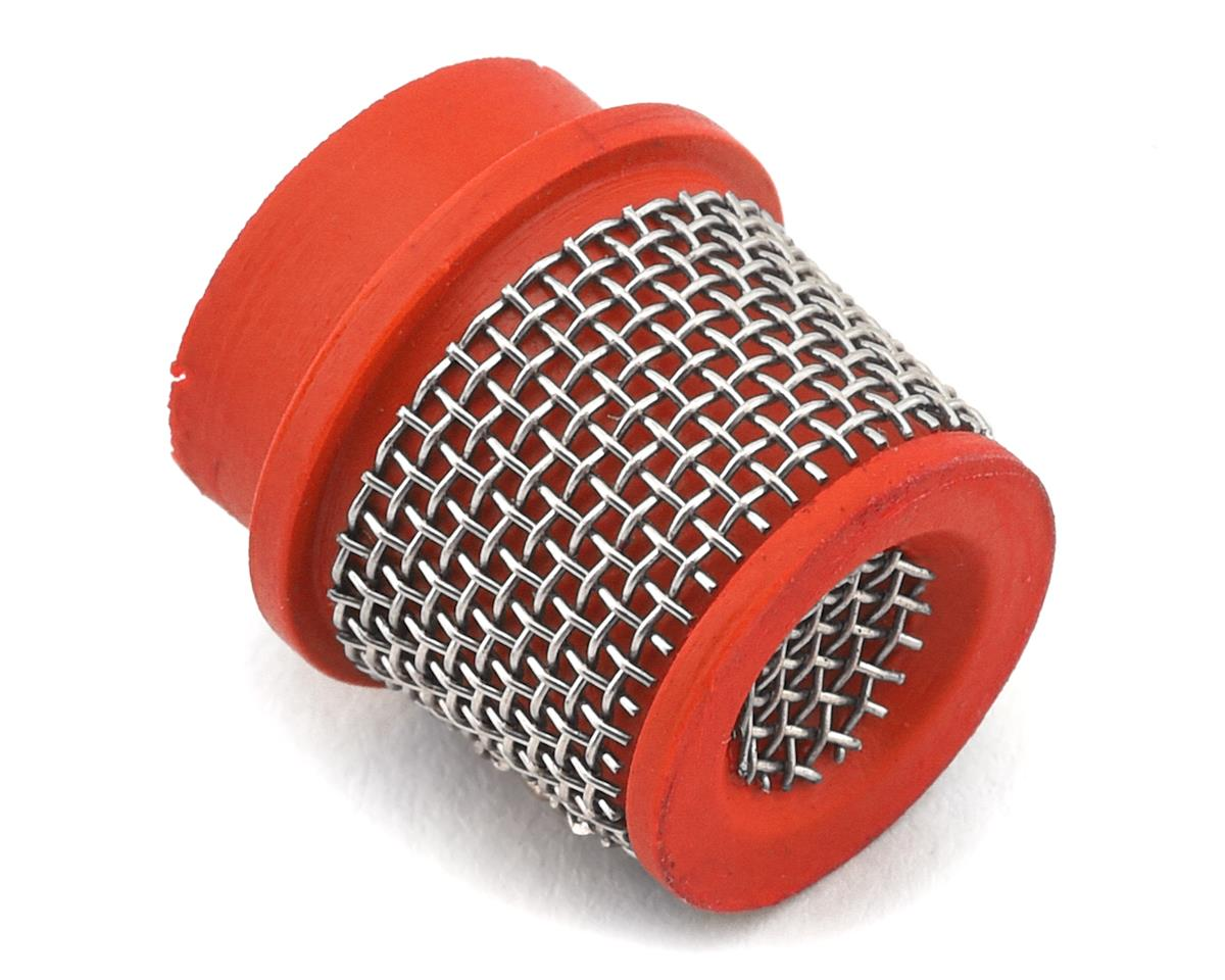 Sideways RC Scale Drift Cone Filter (Orange) (Style 1)