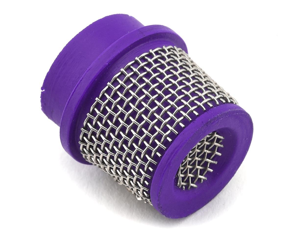 Sideways RC Scale Drift Cone Filter (Purple) (Style 1)