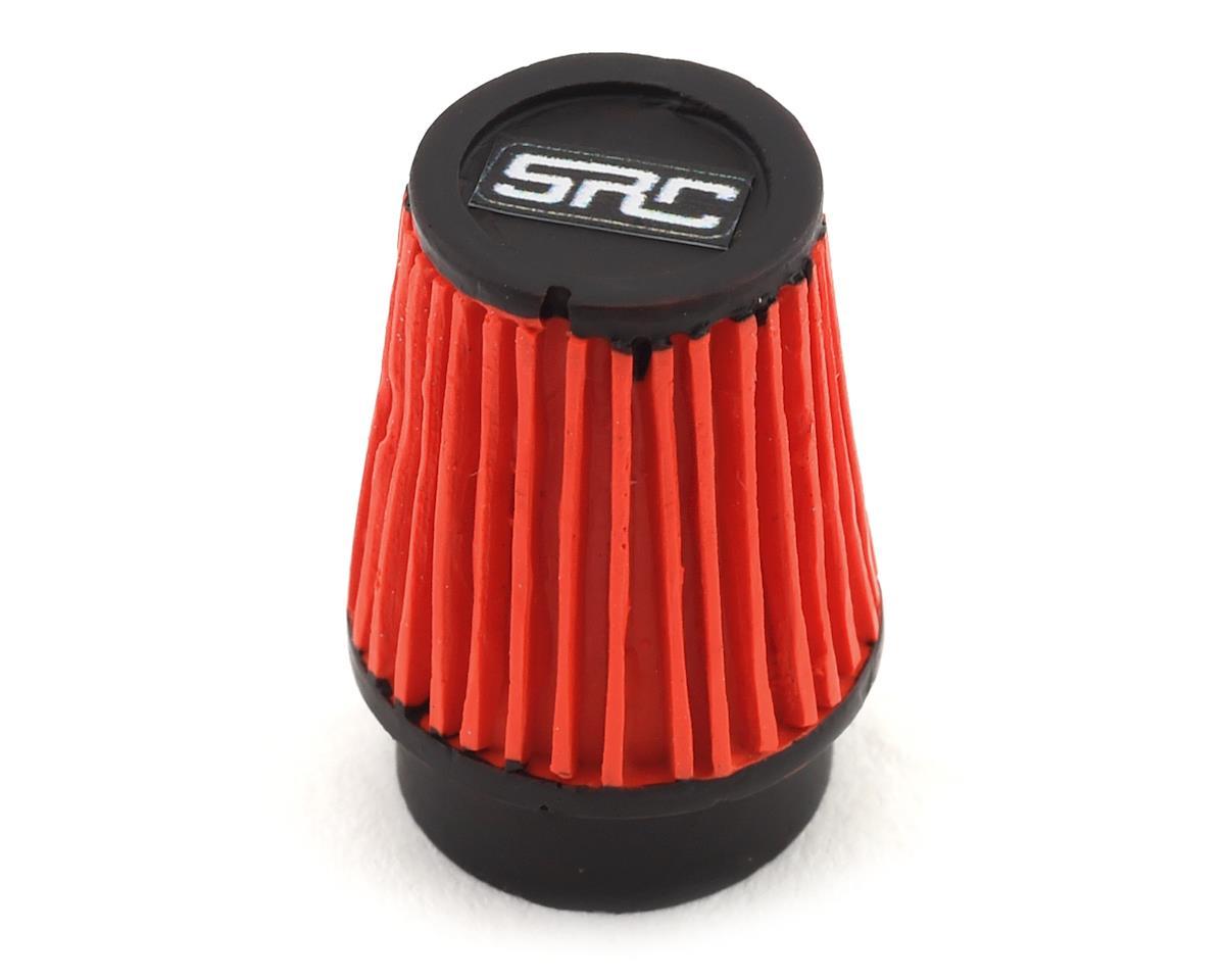 Sideways RC Scale Drift Cone Air Filter (Orange) (Style 3)