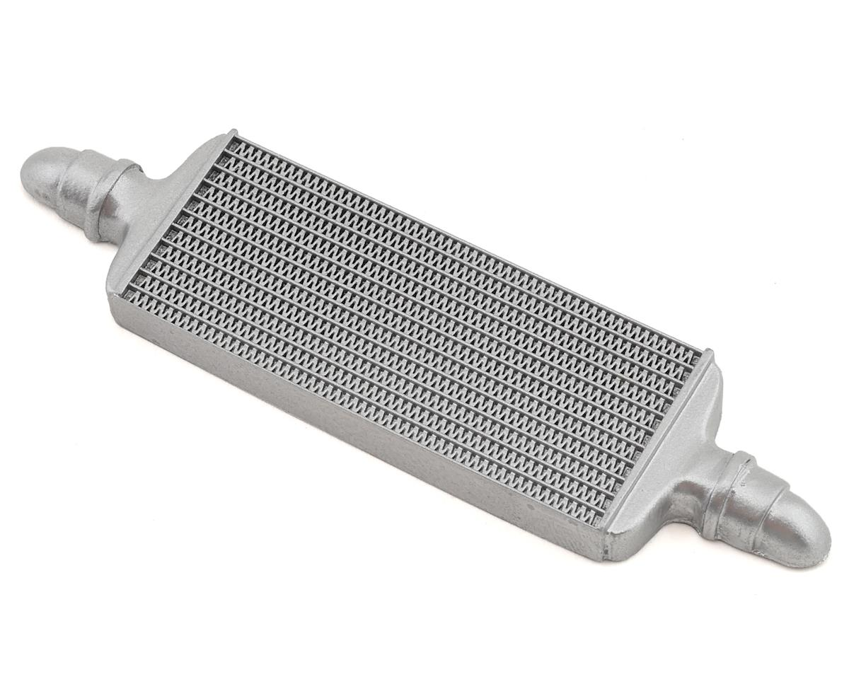 Sideways RC Scale Drift Large Intercooler 2 (Silver)