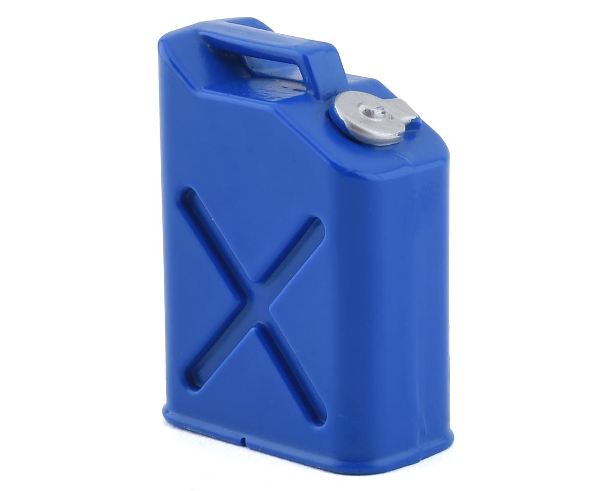 Sideways RC Scale Drift Jerry Can (Blue)