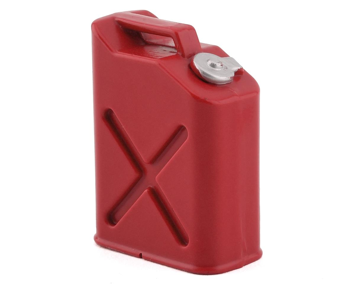 Sideways RC Scale Drift Jerry Can (Red)