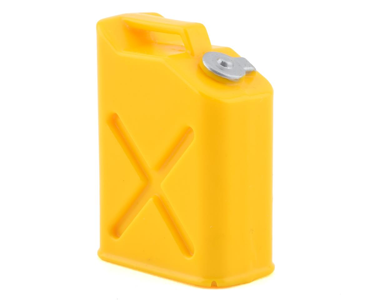 Sideways RC Scale Drift Jerry Can (Yellow)