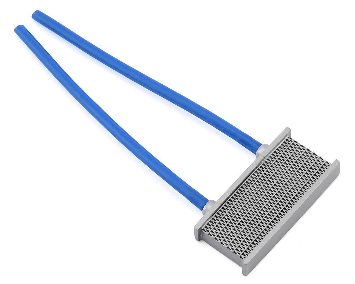 Sideways RC Scale Drift Intercooler V1 (Blue) (Medium)