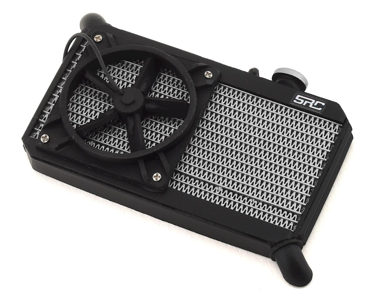 Sideways RC Scale Drift Radiator