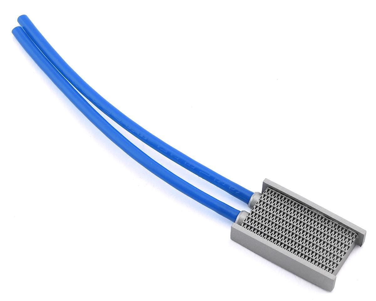 Sideways RC Scale Drift Side Pipe Intercooler V3 (Blue) (Small)