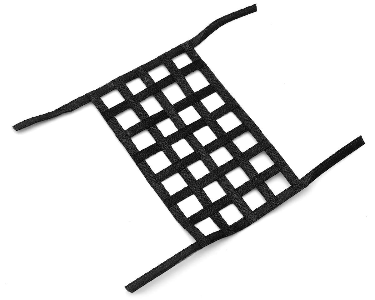 Sideways RC Scale Drift Window Net (Black) (Large)