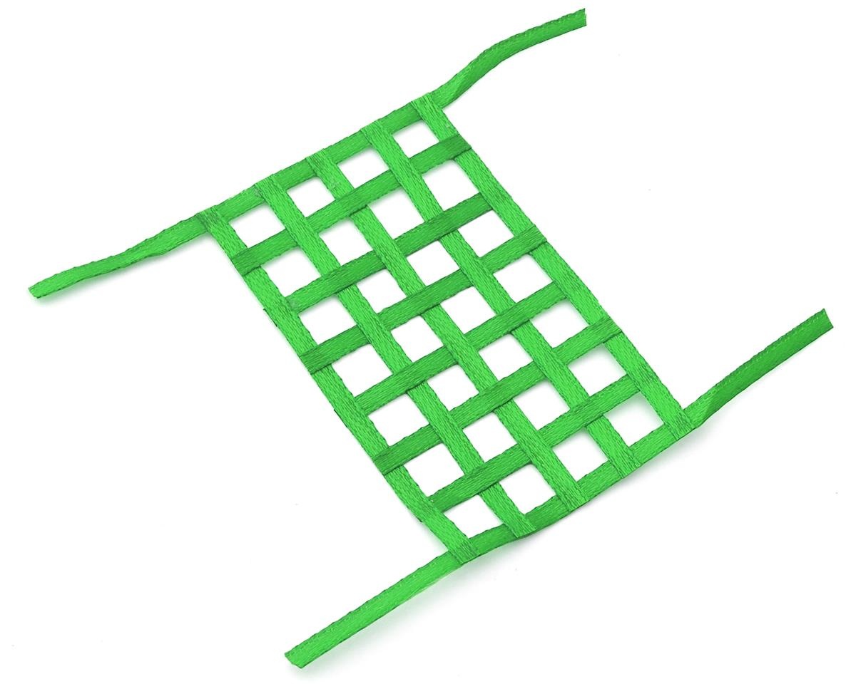 Sideways RC Scale Drift Window Net (Green) (Large)