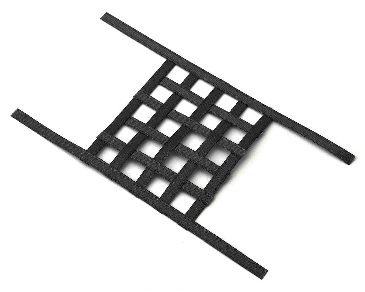 Sideways RC Scale Drift Window Net (Black) (Small)