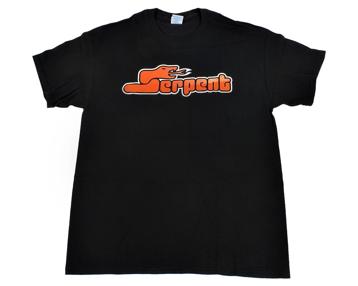 """Serpent """"Serpent America"""" T-Shirt (Black)"""