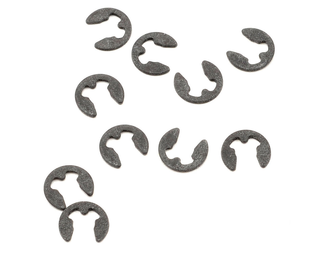 Serpent 3.2mm E-Clips (10)